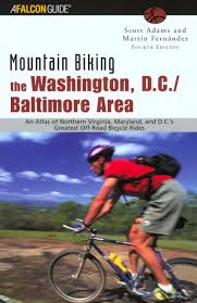 mountain biking the washington d c baltimore area 4th an atlas