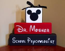mickey mouse minnie mouse disney teacher gift wood sign