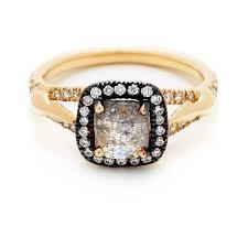 gold engagement rings cushion cut cushion cut engagement rings brides