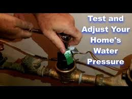 Low Water Pressure In Bathtub Only Test And Adjust Your Home U0027s Water Pressure By Home Repair Tutor