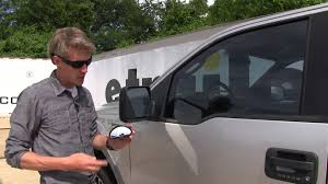 Remove Blind Spot Mirror Review Of The Cipa Top Mounted Blind Spot Mirror Etrailer Com