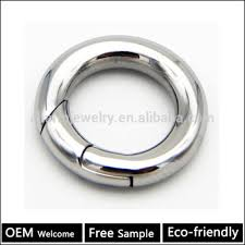 stainless steel bracelet clasp images Bx034 wholesale 316l stainless steel circle hinged clasp diy china jpg