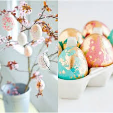 Hanging Easter Egg Decorations Uk by Brighten Up The Easter Holidays With These Decorative Wreaths