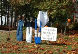 hilarious skeleton decorations for your yard on halloween 30 best