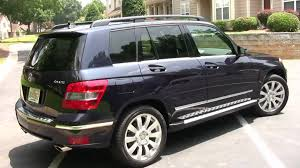 mercedes glk350 detailed walk around 2010 mercedes glk350