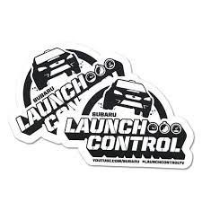 subaru rally decal subaru launch control vinyl decals 2 pack u2013 vermont sportscar