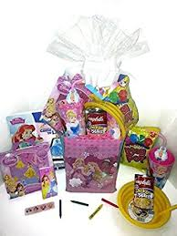 get better soon care package disney princess gift basket get well soon care