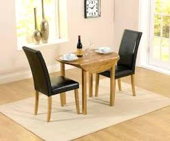 two seat kitchen table two seater dining table small table and 2 chair dining for square