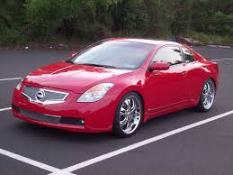 red nissan car ultimate auto 2008 nissan altima specs photos modification info