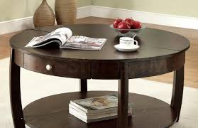 Coffee Table With Stools Underneath Table Round Glass Coffee Table With Storage Amazing Small Coffee