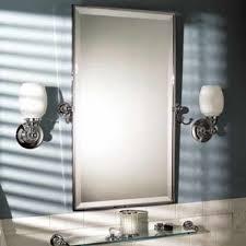 faucet stop 20 u0027 u0027 x 36 u0027 u0027 framed mirror w hooks 0142h 10b motiv