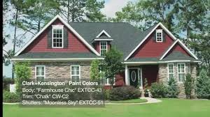 How To Choose Exterior House Colors How To Choose An Exterior Paint Color Ace Hardware Youtube