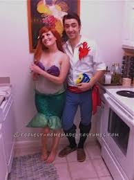 Ariel Costume Halloween Easy Halloween Couple Costume Wig U0027ve Wanted