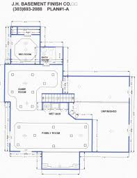 Basement House by Basement House Plans With Basement Home Plans With Basements