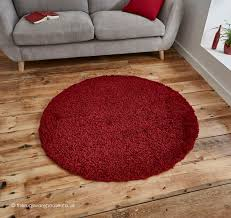 Round Red Rug 168 Best Red Rugs Images On Pinterest Red Rugs Modern Rugs And