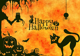 happy halloween scary halloween ghost boo face royalty free stock