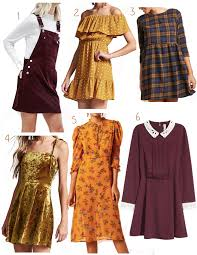 thanksgiving dresses for someone on a budget