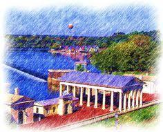pencil sketch of center city philadelphia love u0027s photo album
