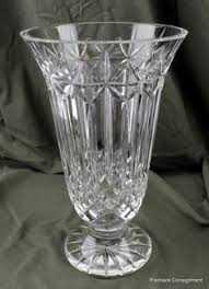 Vintage Waterford Crystal Vases Crystal Decanter With Stopper Beautiful 24 Lead Crystal Made In