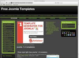 ten top joomla template sites dummies