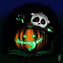 deviantart halloween wallpaper halloween panda by monsterscircus on deviantart