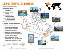 landmarks u0027round the world 5th grade worksheets education com