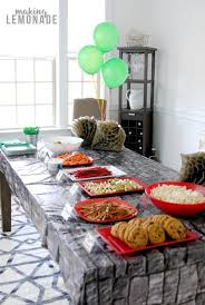 kids party ideas minecraft kids birthday party ideas lemonade