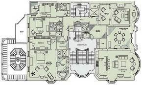 roseclif mansion floor plan u2013 modern house