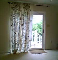 Doorway Curtain Ideas Sliding Glass Door Curtains Ideas To Decorate Your Home Home