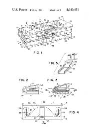 patent us4640451 combination hole punch and stapler google patents