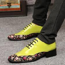 online get cheap green dress shoes men aliexpress com alibaba group