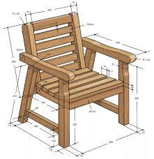 panchine per esterno progetto sedia di legno n a f plus construction