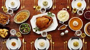the 10 best things about thanksgiving