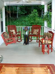 Red Rocking Chairs Patio Astonishing Front Patio Furniture Front Patio Furniture