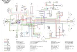 amazing yamaha xs650 chopper wiring diagram pictures schematic and