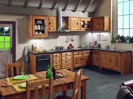 cuisine ardoise et bois cuisine bois chalet design pat kitchens