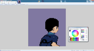 tutorial editing backsprite and front sprites pokemon fr u0026lg the