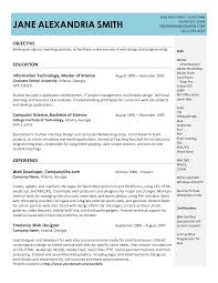 Resume For Information Technology Student 100 Professor Resume Template Bartending Resume Sample