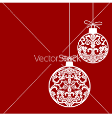 christmas ball decoration vector all ideas about christmas and