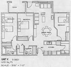 Sample Floor Plan For House Perfect Floor Plans For 3 Bedroom Houses Together With Best