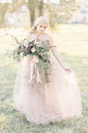 dusty wedding dress beautiful dusty wedding ideas that will take your breath away
