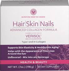 vitamin world hair skin and nails advanced collagen