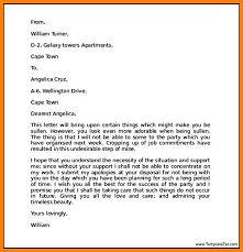 3 apology letter for mistake appeal leter