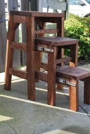 Step Stool Chair Combination Shelf Deskbox Office Desks Pinterest Om Office Desks And Desks