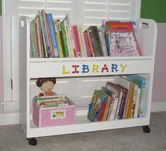 Kid Bookshelves by Repurposed Kids Bookshelf Diy For The Children Pinterest