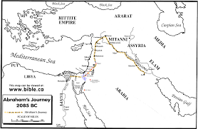 Map Of Ancient Middle East by Ahcoc Online Bible