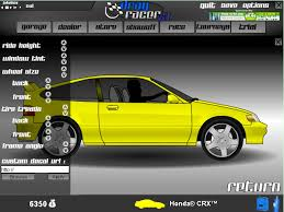 game design your own car game design your own car