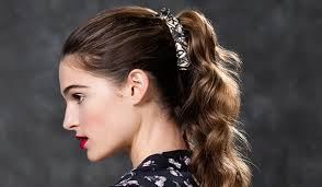 hair style wirh banana clip 30 amazing ways of perming your hair