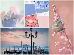 trendy colors palette of the year 2016 rose quartz u0026 serenity