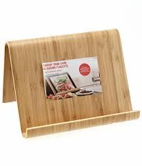 tablette pour cuisine support en bambou pour tablette cadeaux gifts renaud bray